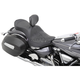 Flame Stitch Low-Profile Double-Bucket Seat with Backrest - 0810-0753