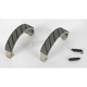 Rear Grooved Brake Shoes - 606G