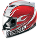 Airframe Claymore Chrome Helmet - 01013908