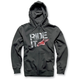 Charcoal Ride It Hoody