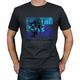 Charcoal/Blue FTA Rider T-Shirt