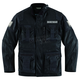 Resin Black Beltway Jacket