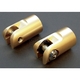 Brass Footpeg Mounts - FPMT450-5