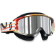 Tyrant Snowcross Goggles w/ Thermal Silver Chrome Lens - 227389-3602015
