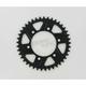 Black Aluminum Rear Sprocket - 120AK41
