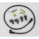 8mm Universal Triple Silicone Spark Plug Wire Set - 2104-0139