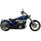 Mean Mothers Rocker Side Swipe Exhaust  System - 137-72578