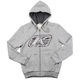 Heather Gray Rider Hoody (Non-Current)