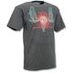 Gray Skull Duggery T-Shirt