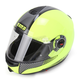 Hi-Vis Green Lock and Load SS1700 Modular Helmet