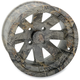 14 in. Camo Buck Shot Wheel