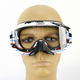 Youth Grid Locke White 89Si Pro Graphic Goggles - 219810-3597041