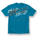 Turquoise Taylor T-shirt