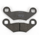 Heavy-Duty Ceramic Brake Pads - TSRP642
