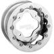 Bead-Lock Polished Spun Aluminum Wheel
