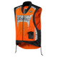Mil-Spec Orange Interceptor Reflective Vest