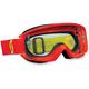 Red Split OTG Goggles - 227385-0004041