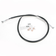 Xtreme Stainless Steel Front Brake Line Kit - 62002BK