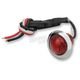 Dual Function Mini Red LED Marker Lights with Red Lens - 402210