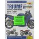 Motorcycle Repair Manual - 3755