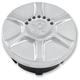 Chrome Array LED Fuel Gauge - 02102025ARYCH