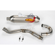 Factory 4.1 Titanium Exhaust System w/Powerbomb Header - 045204