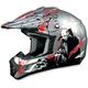 Silver Special Edition FX-17 Helmet