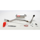 TRS Competition Series Tri-Oval Exhaust System - 2290500