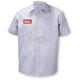 Accel Striped Shop Shirt