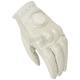Womens White Vanity Gloves