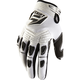 White Recon Gloves