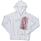 Womens Zip-Up Picnic Hoody