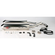 Dual Oval Slip-on Muffler with Polished Stainless Steel Muffler - EKA79SSO