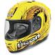 Yellow Alliance SSR Speedfreak Helmet - 01014165