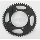 Rear Aluminum Black Sprocket - 414K-50