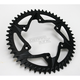 Rear Aluminum Black Sprocket - 225K-50