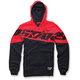 Red Throne Zip Hoody