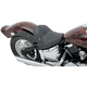 Flame Stitch Solo Front Seat with Optional Backrest - 0810-0727