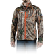 Realtree Xtra Cam Elevation Full Zip Long Sleeve Shirt