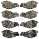 Camo Decal Kits for Trail Star Handguards