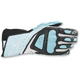 Womens Light Blue Stella SP-8 Gloves
