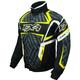 Black/Charcoal/Yellow Helix Hazard Jacket