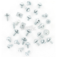 Plastics Fastener Kit - KAW-1200024