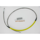 Yellow Front Brake Line Kit - 63009