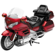 Honda Goldwing 2010 1:12 Scale Die-Cast Model - 57253a