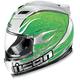Airframe Claymore Chrome Helmet - 0101-3921