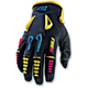 Neon Reactor Gloves