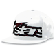 White Polyblaze Hat