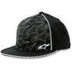 Black 210 Burnout Hat