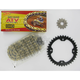 520 Quad Z-Ring Chain and Sprocket Kit - 5QUAD098KYA017